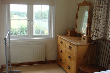 Double room in North Essex Village - Wethersfield - บ้าน