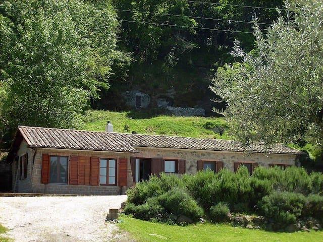 Casa lago di Bolsena - Montefiascone - Hus