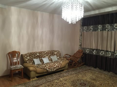 Beautiful, cozy room in a house in Almaty city