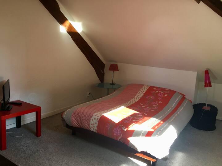 Chambre ds logement indépendant - Centre d'Angers