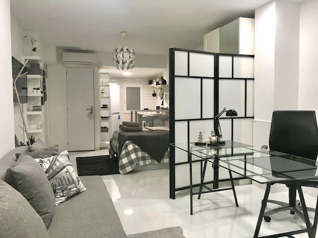 Apartamento acogedor cerca Atocha Madrid