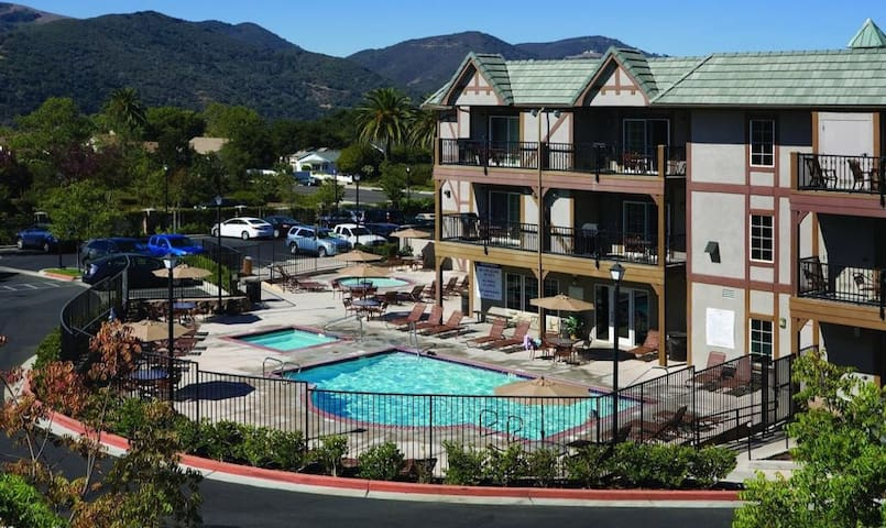 Solvang Condo with 4 beds - Solvang - Kondominium