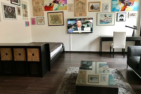 Elegant City Centre Appartmemt in Luxembourg - Luxembourg - Apartamento