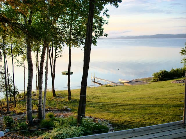 Spectacular Views of Lake Charlevoix - East Jordan