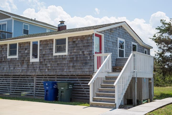 A Block from the Ocean in NagsHead-Newly Renovated