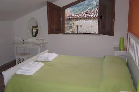 Locanda La Corte, 8 km da Acciaroli - Capograssi - ที่พักพร้อมอาหารเช้า