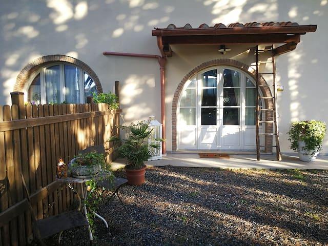 """un """"Rence"""" nella California Toscana"""