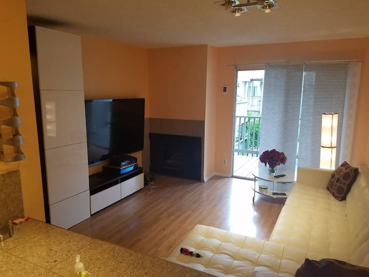 Modern Furnished 1Br Condo Apartment  near SFO/SF