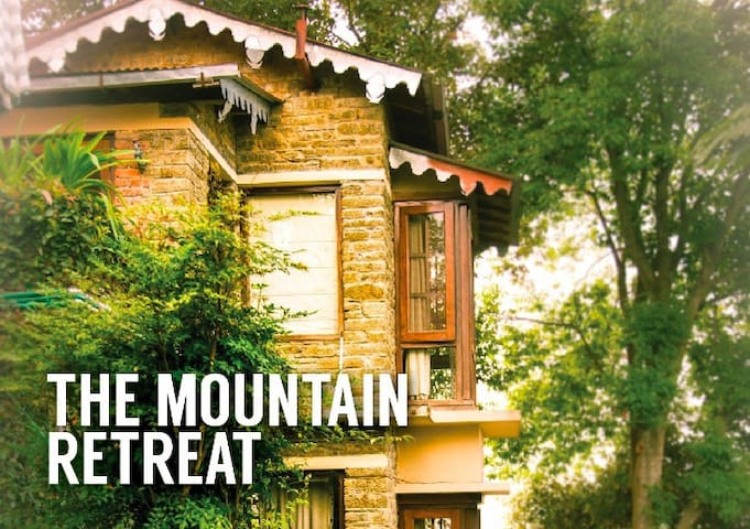 Mountain Retreat - Unhotel in the Hills