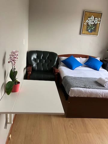 Classical 1bedroom Studio*Close to airport&CBD