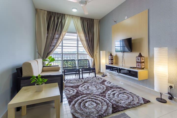 KHY Aster Homestay - Putrajaya - Apartment
