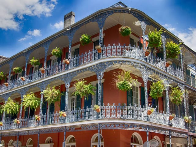 Value Season! NoLa Getaway for 2 by French Quarter