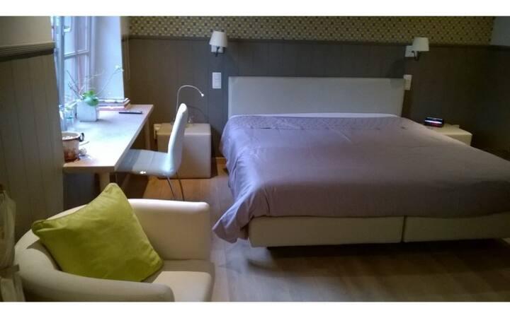 Gästezimmer De Zoete Kers mit 5 Zimmers : Zimmer 3 'Gouden Appel'