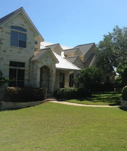 One bedroom upstairs with one bath. - San Antonio - House