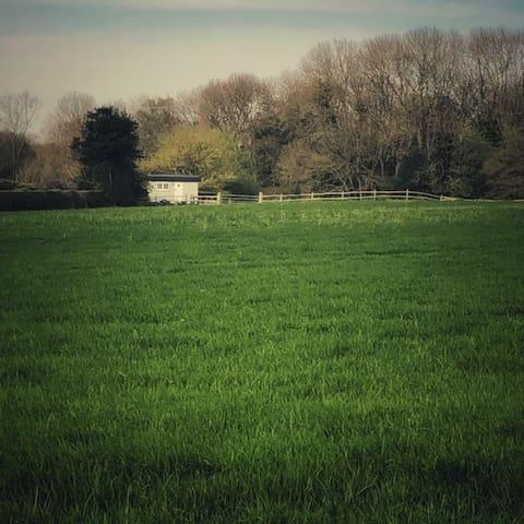 The Old Sheep Fold - Luxury Shepherd Hut Hideaway