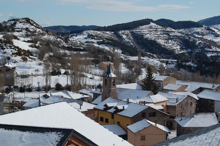 Apartamento en Pirineo de Huesca - Laspaúles - Apartment
