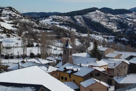 Dúplex en Pirineo de Huesca