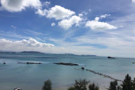 #IslandLiving Residence - Jelutong - Huoneisto