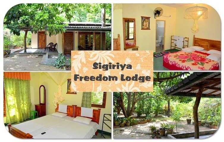 Sigiriya Freedom Lodge - Private Triple Room