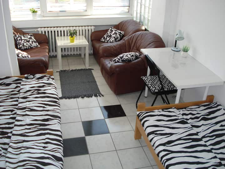 White City - 5 beds + 2 spare bed