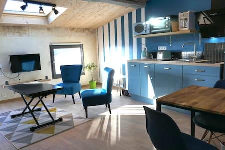 Petit loft neuf au cœur de Niort