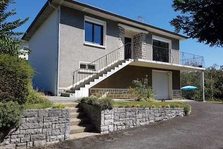 Bellevue house - Ledeuix - Rumah