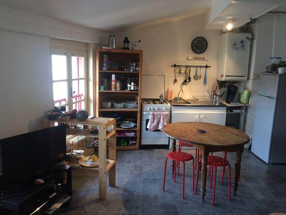 Appartement en centre ville du puy appartements louer for Garage ad le puy en velay