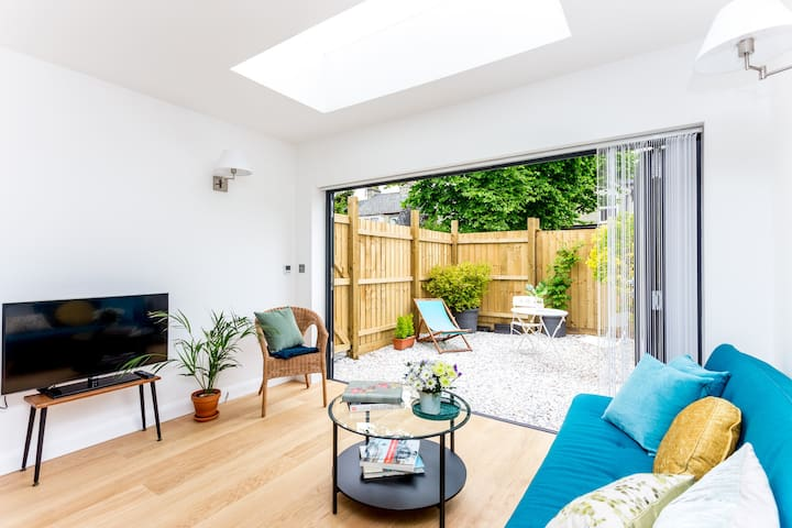 2BR Modern house✔️short walk to Central Cambridge