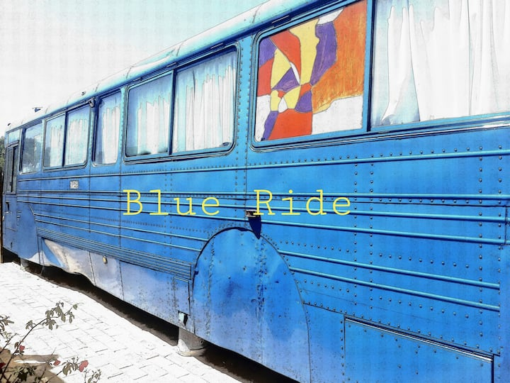 ☆°•°El Blue Ride°•°☆