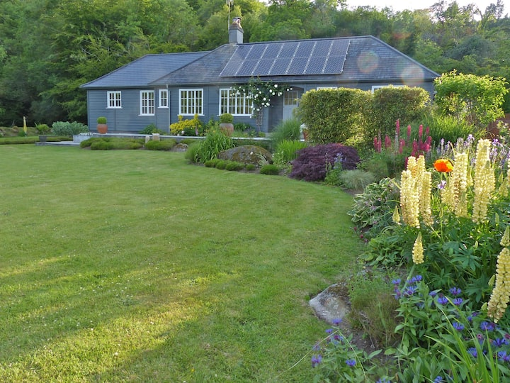 Luxury secluded house, Gidleigh Park, Chagford