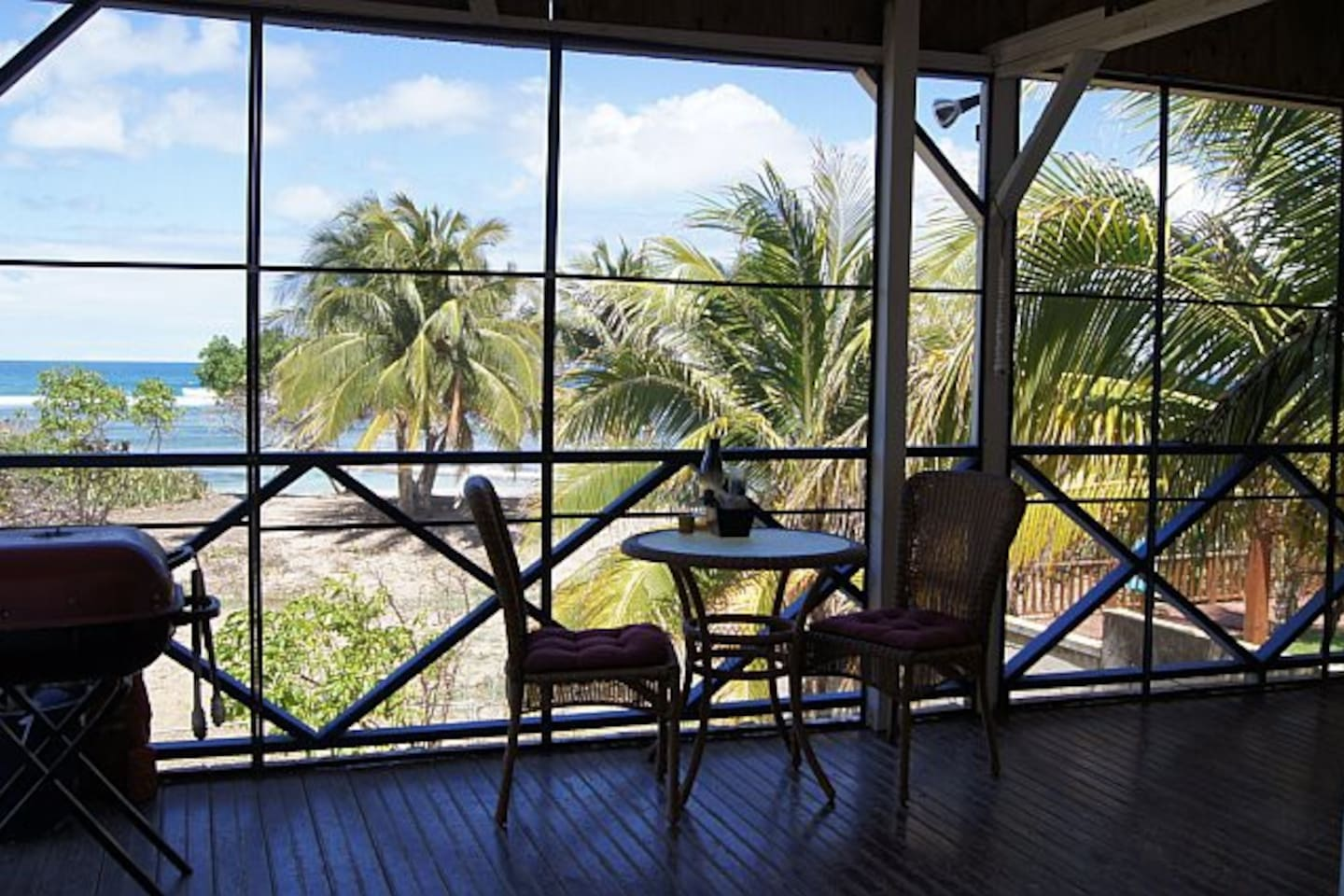 Beach Bungalow Front Paradise Found Bungalows For In Vieques Puerto Rico