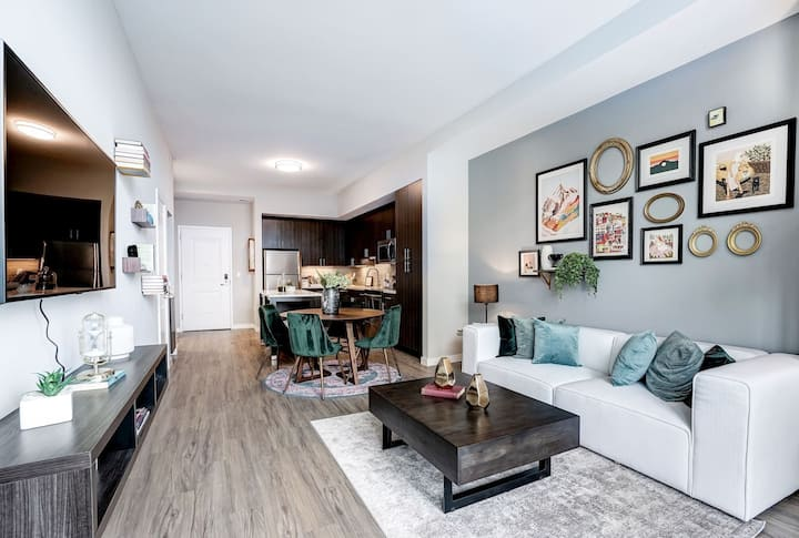 Entire apartment for you | 1BR in Alexandria