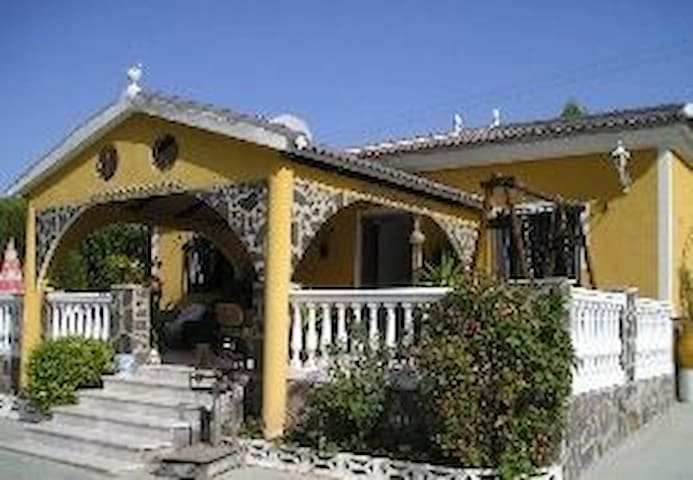 3 BED 2 BATHROOM DETACHED VILLA - Algarinejo