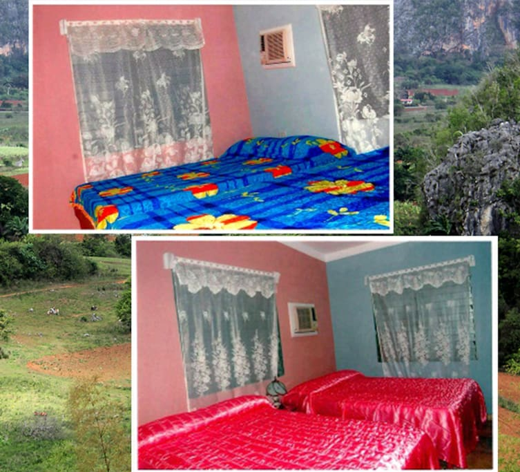 VILLA SERRANO in Viñales - Rooms