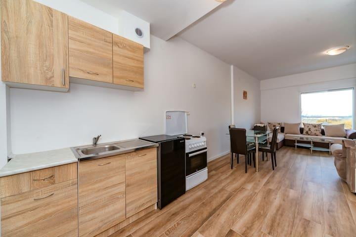 BEL&RUS Studio apartment for 3 person!!
