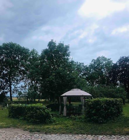Ferienwohnung n. Ostsee Urlaub mit Hund Natur
