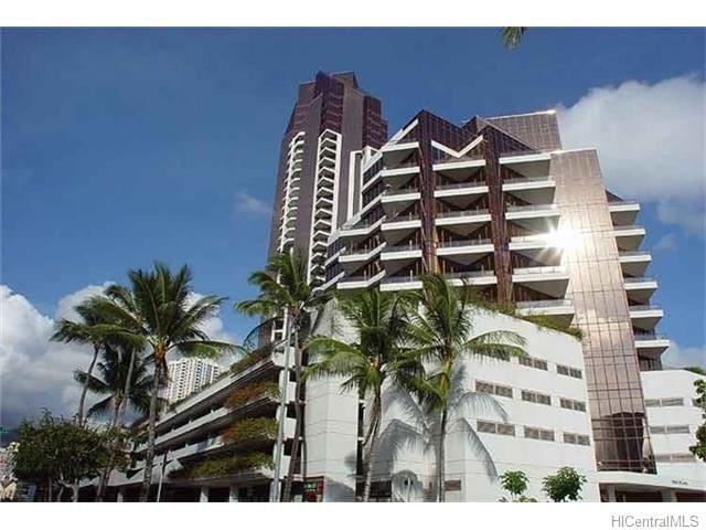 Great highrise view in condo near Waikiki! 2br/1ba