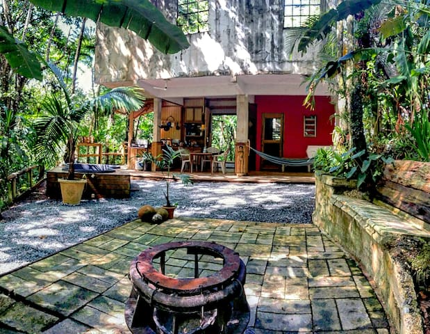 Private Jungle/Mountain Eco-Cabin: #CasaCucubano - Las Marías