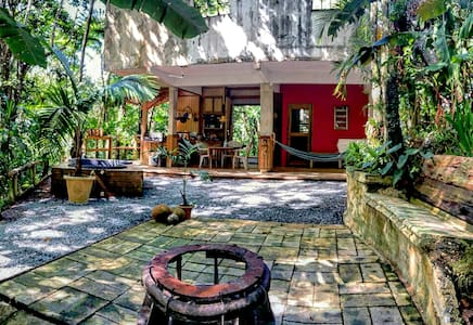 Private Jungle/Mountain Eco-Cabin: #CasaCucubano - Las Marías - Casa de campo