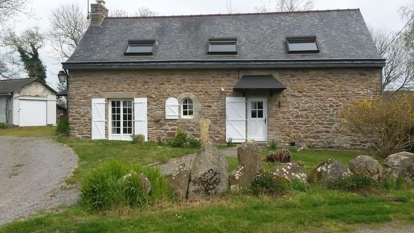 Boutrec / Riec-sur-Bélon - Riec-sur-Bélon - House