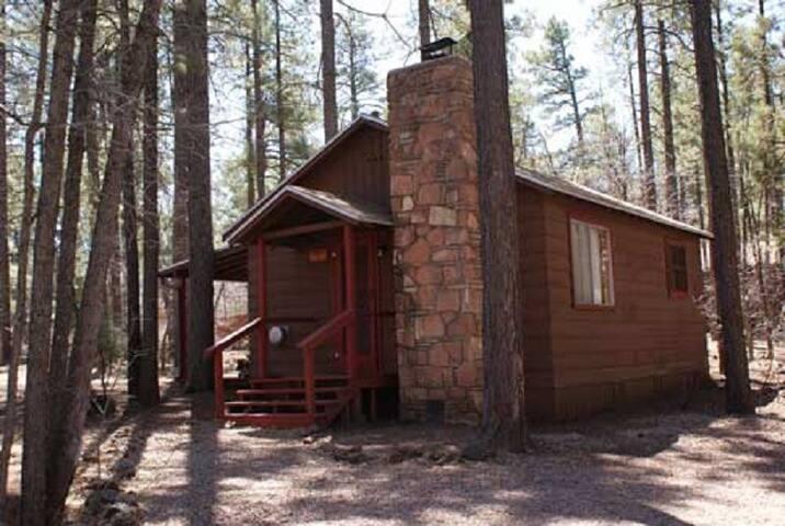 Whispering Pines Resort cabin 5