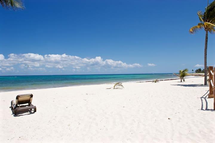 Fantástico loft cerca de la hermosa playa - Playa del Carmen - Loft