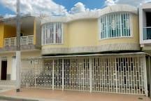 Apartamento para huéspedes con 2 cuartos