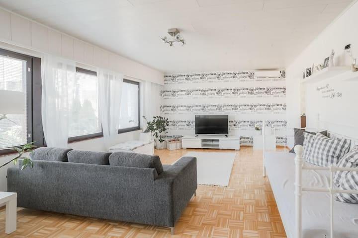 Guest room or house in Nummela / Vihti