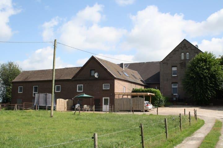 Ferienwohnung Peerenboomshof - Kranenburg - Pis