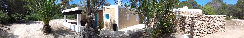 Casa Can Corda - La Mola - 6 personas