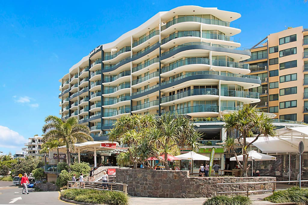 Landmark - a Mooloolaba Icon
