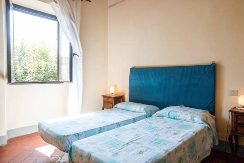 camera da letto-2 letti singoli