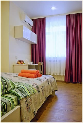 Мини гостиница УЮТ - Кемерово - Appartement