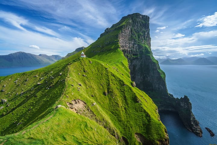 Guidebook for the Faroe Islands